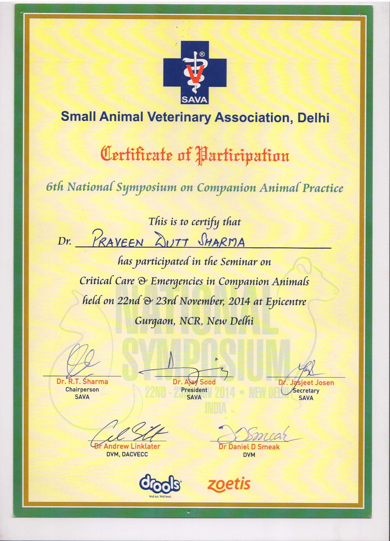 Noida Pet Clinic A Super Speciality Veterinary Polyclinic